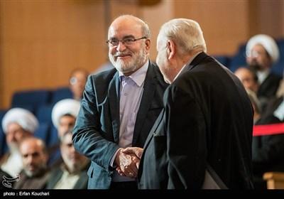 قاضی ناصر سراج رئیس سازمان بازرسی کل کشور در مراسم بزرگداشت روز حقوق بشر اسلامی و کرامت انسانی