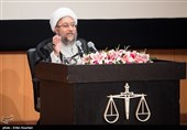 Iran Judiciary Chief Raps West's Double Standards on Human Rights