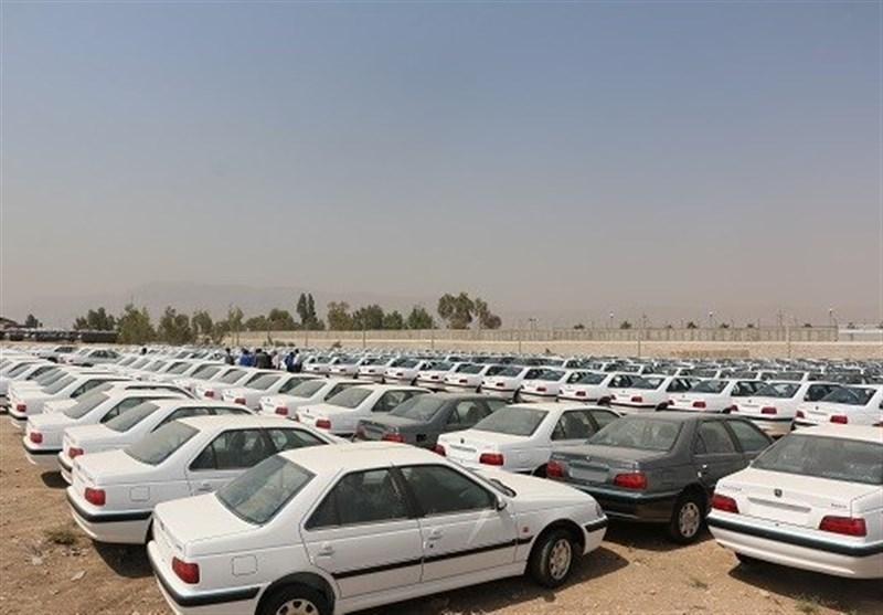 انبار بیش از 8 هزار خودرو سمند در آذربایجان شرقی پلمب شد