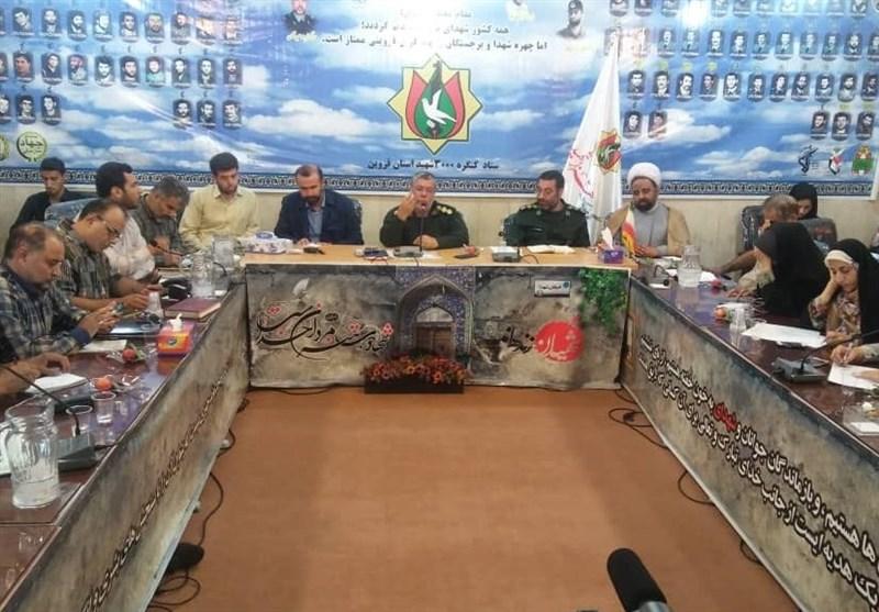 مدیران خاطی جایی در استان قزوین ندارند