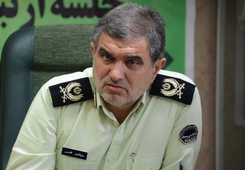 فرمانده جدید انتظامی استان گلستان معرفی شد