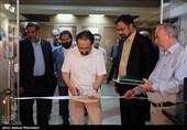 نمایشگاه گرافیک مذهبی در حوزه هنری افتتاح شد +عکس