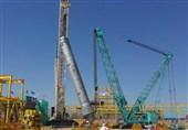 نصب تجهیزات فوق سنگین در بزرگترین واحد آمونیاک کشور