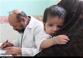 کاروان سلامت هلال احمر فارس در سیستان و بلوچستان؛ ارائه خدمات درمانی به بیش از 3300 نفر