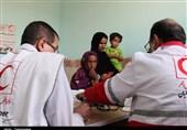 28 کاروان سلامت و امید به مناطق محروم استان کرمان اعزام شد
