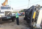 حوادث رانندگی در استان مرکزی 6 کشته و مجروح برجای گذاشت