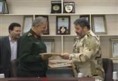 امضا توافقنامه بین نیروی زمینی سپاه و سازمان پدافند غیرعامل
