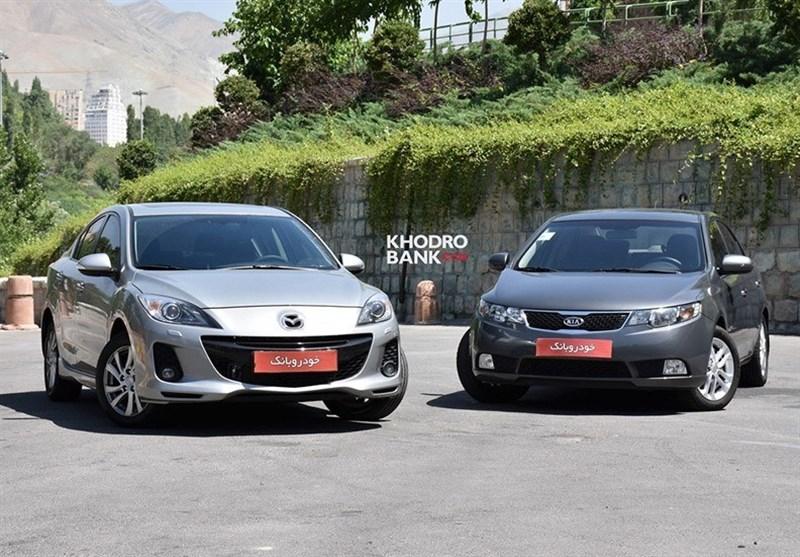 """قیمت روز خودرو به همراه فیلم تست و بررسی خودروهای بازار ایران در """"خودرو بانک"""""""
