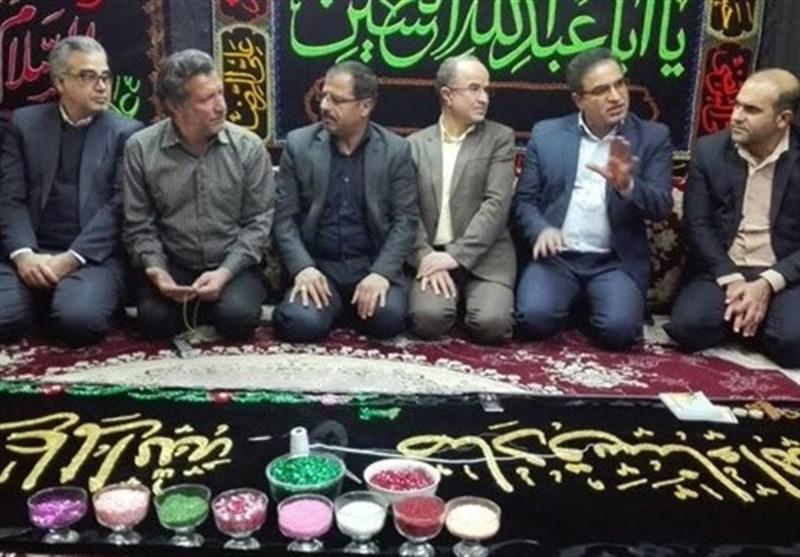 هنرمندان استان مرکزی در بازسازی عتبات عالیات مشارکت میکنند