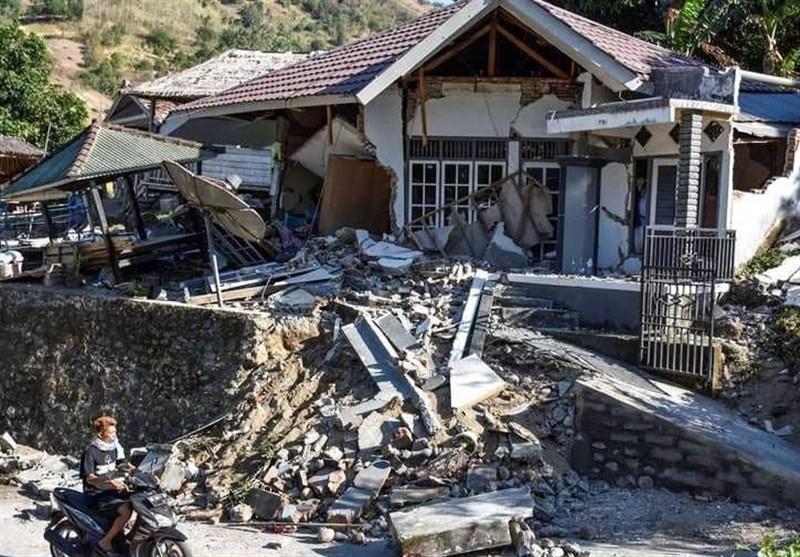 زلزال إندونیسیا الثانی