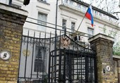 سفارت روسیه: انگلیس برخورد خود با سوریه را تغییر دهد