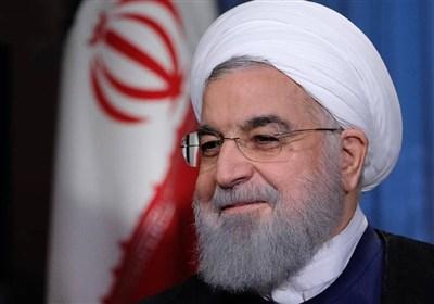 الرئیس روحانی یستقبل برهم صالح فی طهران