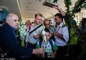 ورود 52 هزار زائر ایرانی به سرزمین وحی