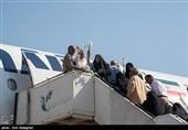 پرواز مستقیم جهرم به نجف و مشهد مقدس برقرار میشود