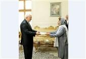 ایران میں پاکستان کی پہلی خاتون سفیر رفعت مسعود نے اپنا سفارتی منصب سنبھال لیا