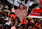 Venezuelans Rally in Support of President Nicolas Maduro after Failed Assassination