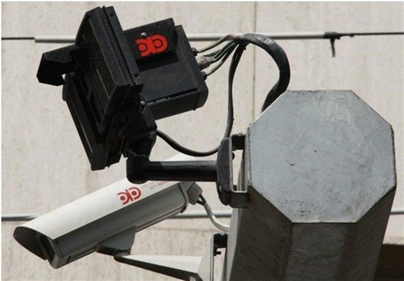تمامی محورهای شریانی مازندران دارای دوربین ثبت تخلف میشود
