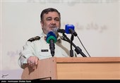Anti-Revolutionary Groups' Activities along Borders Always Foiled: Iran Police Chief