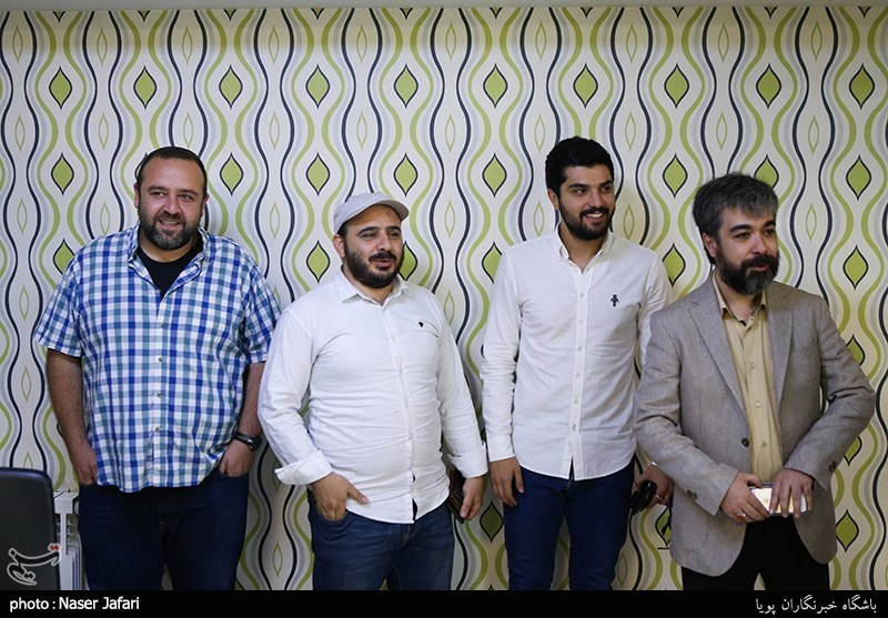 بازدید عوامل سریال تلویزیونی پدر از تحریریه باشگاه خبرنگاران پویا خبرگزاری تسنیم