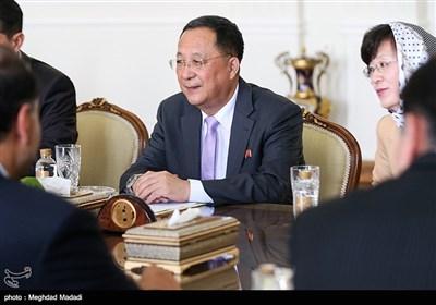ری یونگ هو وزیرامورخارجه کره شمالی
