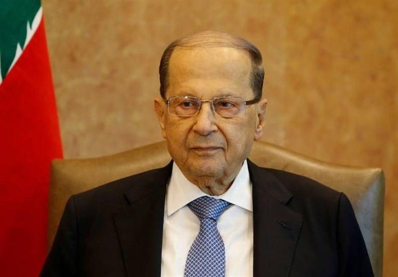 میشل عون: لبنان رسما وارد باشگاه کشورهای تولید کننده نفت میشود