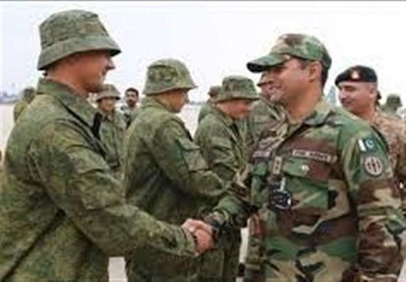 روسی فوجی دستے مشترکہ تربیتی مشقوں کیلئے پاکستان پہنچ گئے