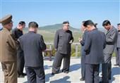 کره شمالی یک سلاح جدید را آزمایش کرد