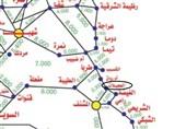 """بالصور.. أوکار """"داعش"""" فی مرمى نیران الجیش بریف السویداء الشرقی"""
