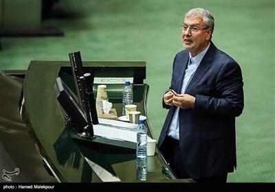 سخنرانی علی ربیعی وزیر تعاون ، کار و رفاه اجتماعی در جلسه استیضاح خود