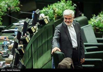 محمدرضا عارف در جلسه استیضاح وزیر تعاون ، کار و رفاه اجتماعی