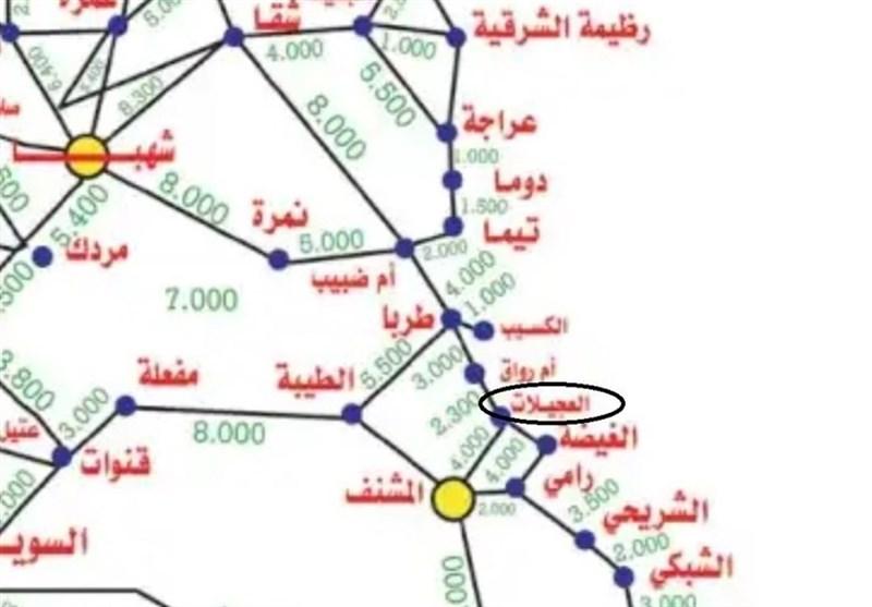 سوریه | ارتش آخرین مخفیگاههای داعش در السویداء را به کنترل خود در آورد