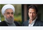 روحانی یؤکد استعداد إیران لتنمیة التعاون مع باکستان