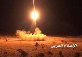 بالیستی یمنی یضرب تجمعات العدوان فی الساحل الغربی