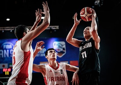 FIBA U-18 Asian Championship: Iran Beats South Korea