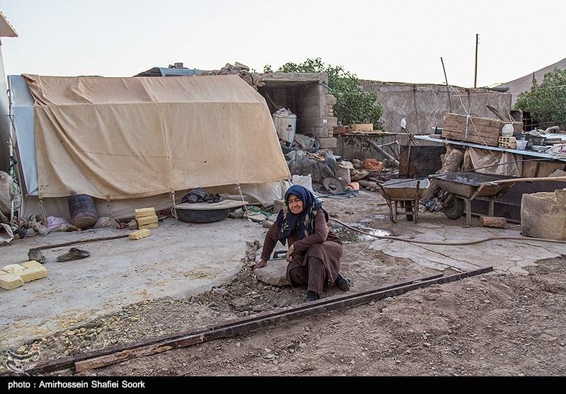 جهادگرانی که گرما را به روستاییان مناطق محروم هدیه میکنند