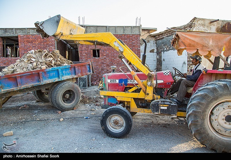 بازسازی و تعمیر بیش از 50 هزار واحد مسکونی تخریب شده ناشی از زلزلههای سال 1396
