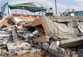 Gaza Strip Pounded 140 Times