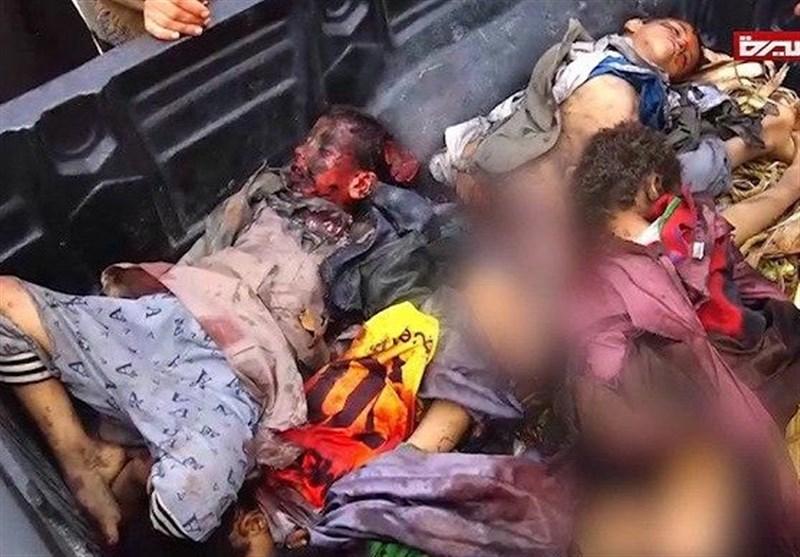 اسکول بچوں کے بس پر حملہ کرکے خوفناک جرم کی مرتکب بنی سعود بنی یہود سے بھی آگے/ 39 شہید، 51 زخمی