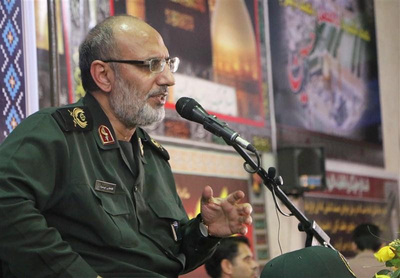 فرمانده سپاه کرمان: بسیج سپر مقابله با فتنههای آینده است