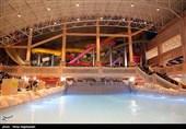 فاز نخست پروژه پارک آبی یاسوج دهه فجر افتتاح میشود