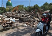 Strong Earthquake Jolts Indonesian Island of Lombok
