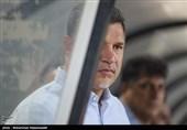 حاشیه دیدار سایپا - سردار بوکان|حضور پرشور هواداران بوکانی در ورزشگاه و تذکر دایی به شاگردانش
