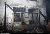 کراچی میں کپڑے کی فیکٹری میں آگ لگ گئی