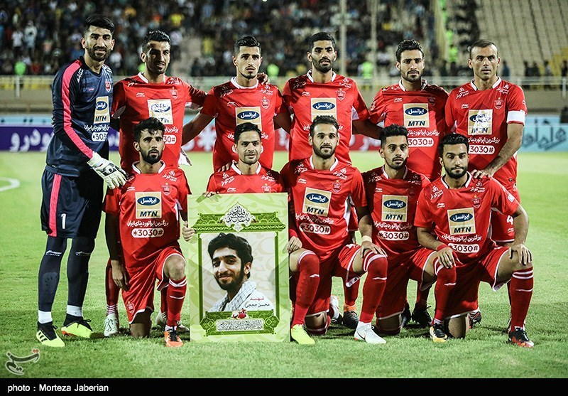 Persepolis Best Iranian Club In World Ranking Sports News Tasnim News Agency
