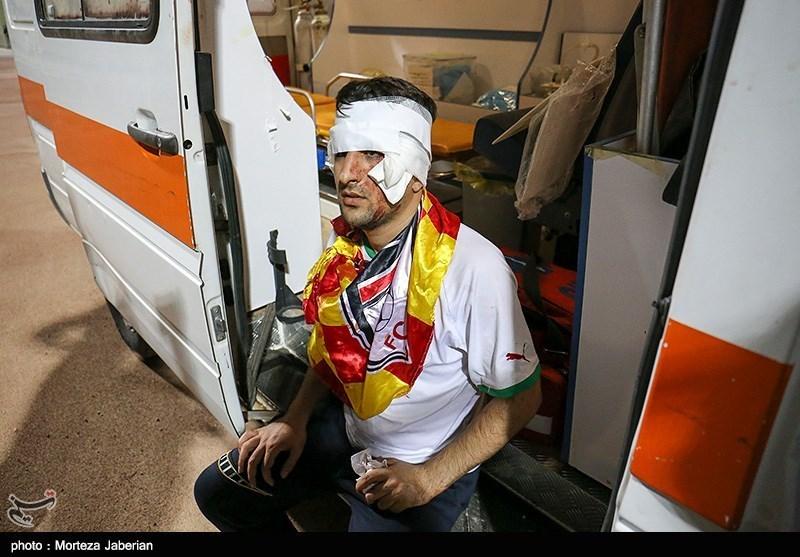 طالقانی: درگیریهای بازی استقلال خوزستان - پرسپولیس طبیعی و سطح پایین بود!/ اینکه هواداران بخواهند مدام انتقام بگیرند, شایسته نیست