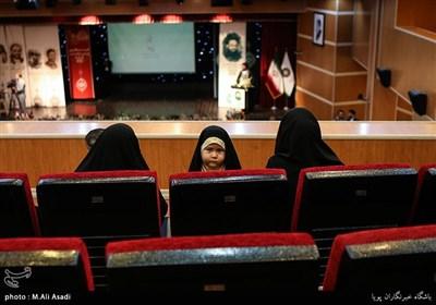 مراسم بزرگداشت شهید سید عارف حسین حسینی