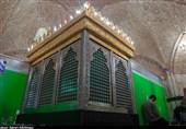 فیلم| مرقد مطهر امامزاده صالح(ع) پذیرای زائران در دو شهر کشور
