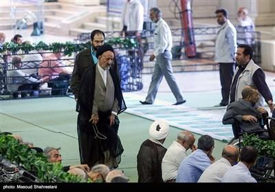 حجت الاسلام دعایی در نماز جمعه تهران
