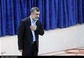 """سردار حاجیزاده میهمان گرامیداشت تلویزیون برای """"حسن تهرانیمقدم"""""""