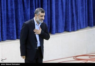 سردار حاجی زاده در نماز جمعه تهران